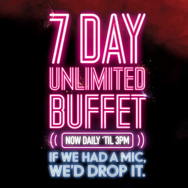 Pizza Hut's Unlimited Buffet